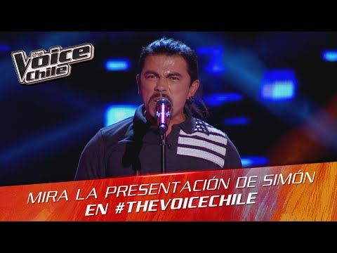 The Voice Chile  Simón Robles  Me and Mr Jones