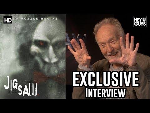 Tobin Bell - Jigsaw   Exclusive Interview