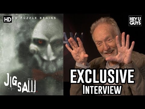 Tobin Bell  Jigsaw  Exclusive