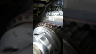 Форд фокус 3 метки для грм