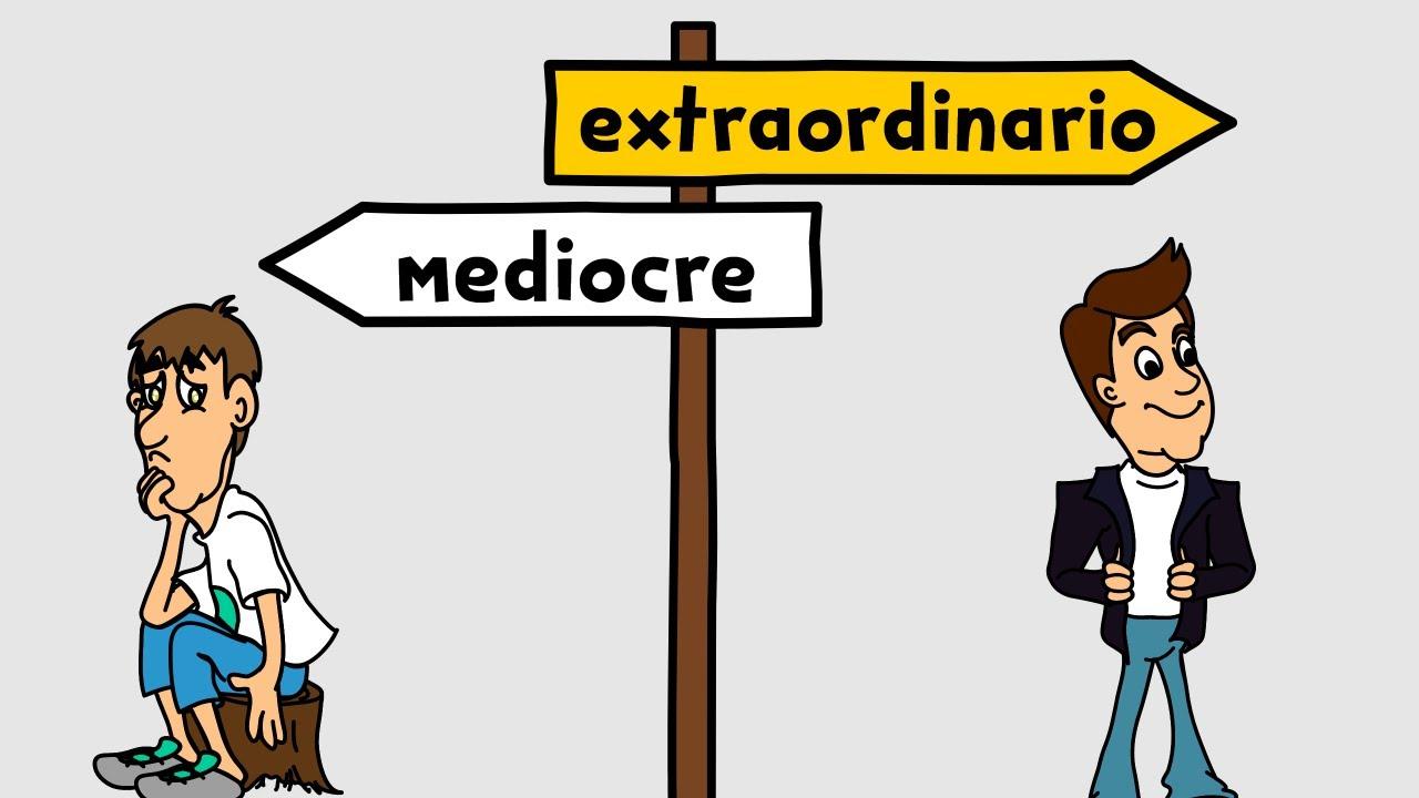 Deja de ser mediocre porque ERES GENIAL (resumen del libro)