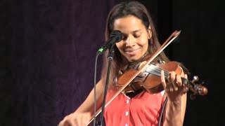 Pretty Little Girl with the Blue Dress On - Rhiannon Giddens