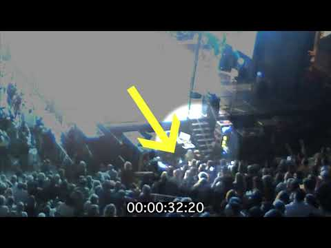 Ft Wayne Stage Incident