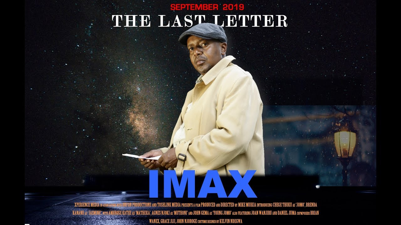 The Last Letter (Official IMAX Trailer)
