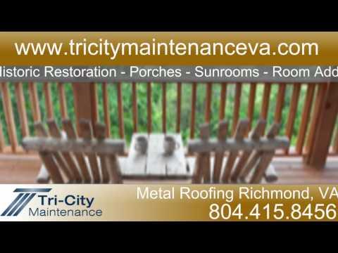 Metal Roofing Richmond, VA