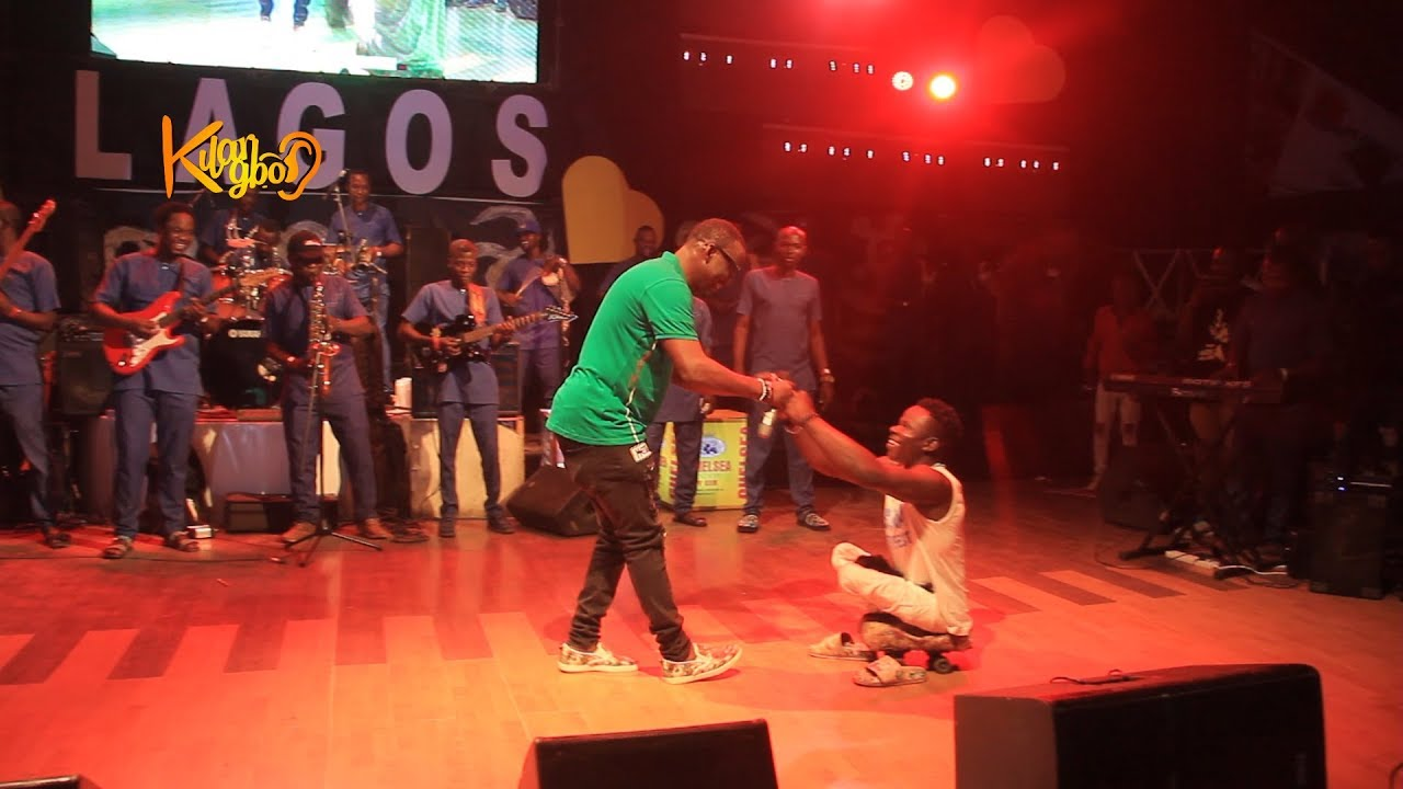 Pasuma legwork is everything on Stage! You will love him more