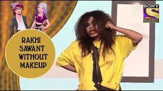 Krushna Shocked To See Rakhi Sawant Without Makeup - Jodi Kamaal Ki