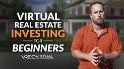 Virtual Real Estate Investing for Beginners DC Fawcett