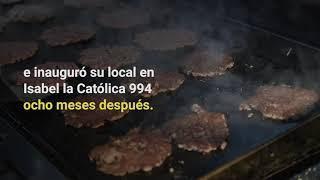 #ComoEnCBA: la mejor hamburguesa de Córdoba