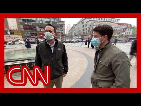 CNN returns to Wuhan after total lockdown. See what we found.
