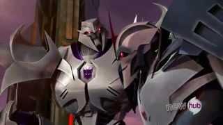 Transformers Prime. отрывок №6. Смешной перевод.