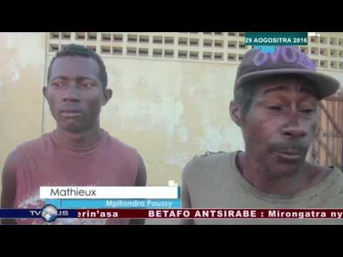 VAOVAOM PARITRA 29 AOGOSITRA 2016 BY TV PLUS MADAGASCAR