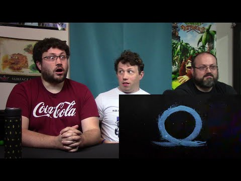 Brotrio Reacts to God of War!