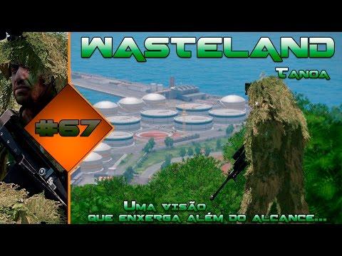 Arma 3 Wasteland #67 - Olhos de águia