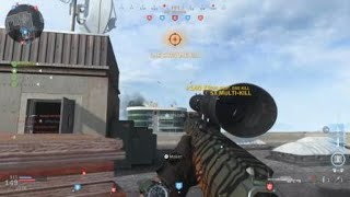How to deal with head glitchers, Didn't miss a shot!!!
