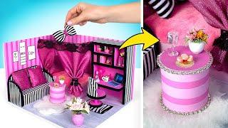 Download Mari Membuat Kamar Super Nyaman dengan Dekorasi Pink dari Kardus