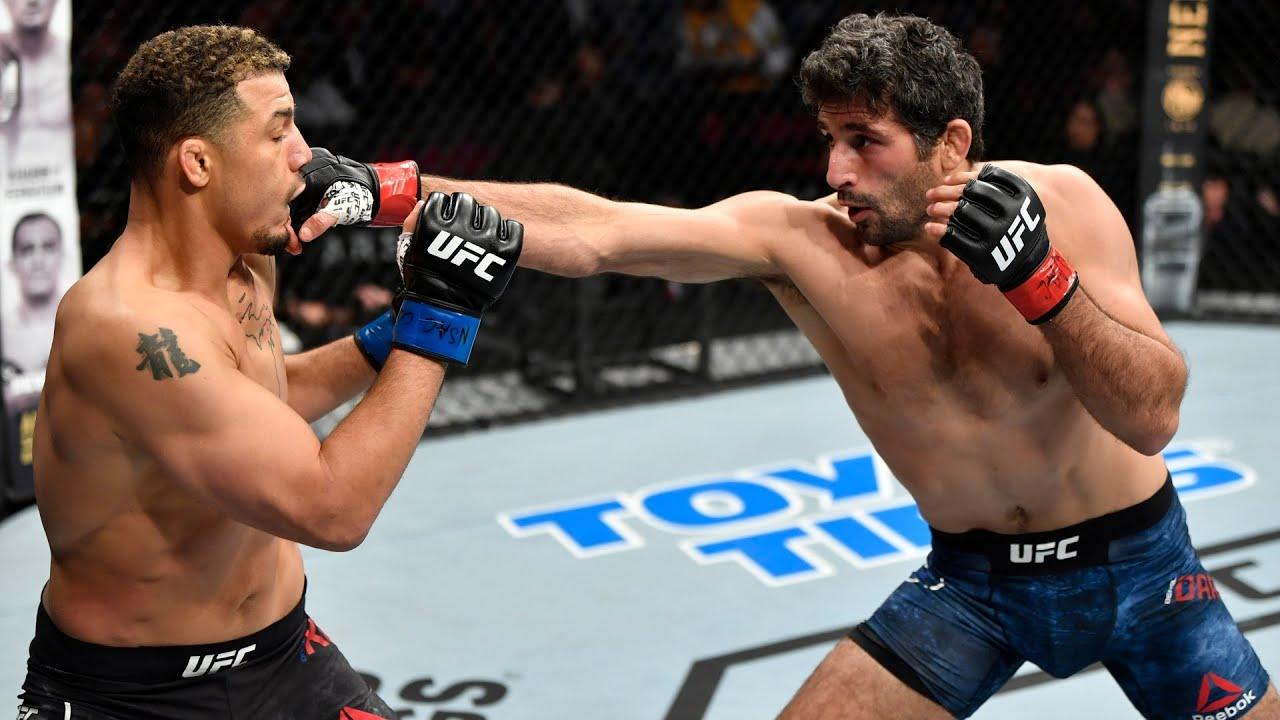 UFC Vegas 6: Top 5 vitórias de Beneil Dariush
