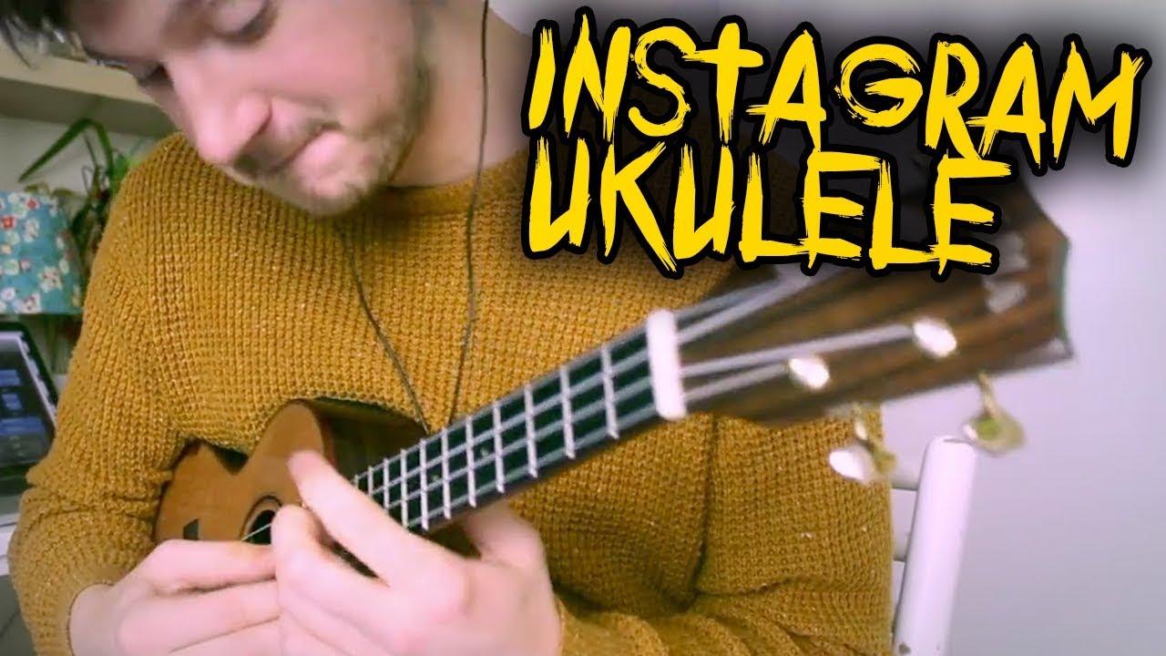 Instagram Ukulele Chords - Chordify