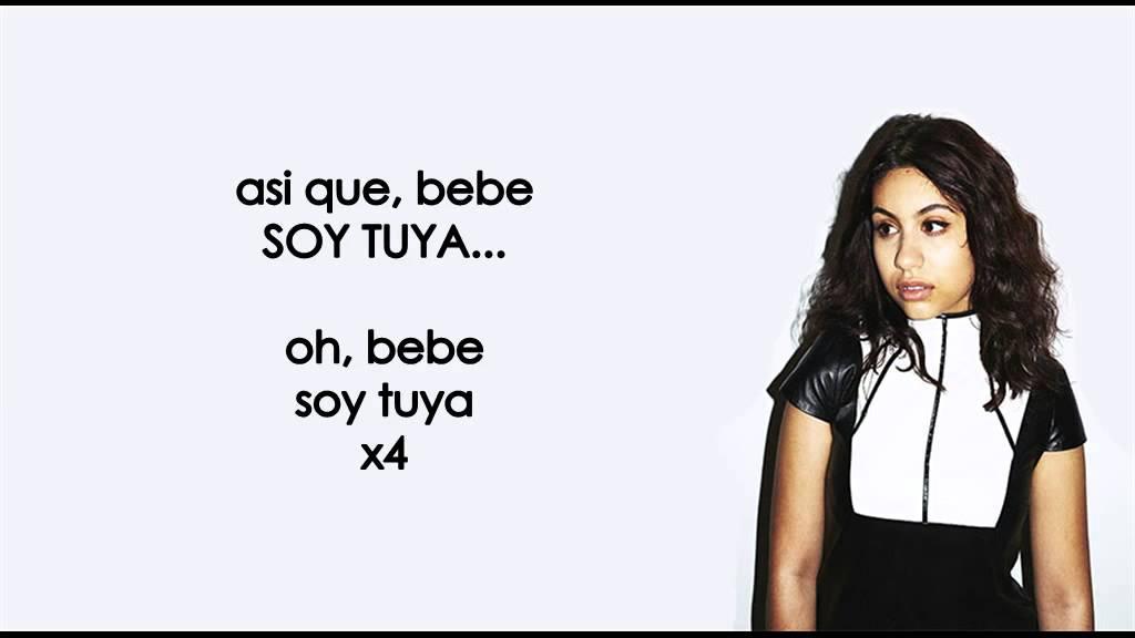 Alessia Cara - I'm Yours (Letras en Español) - YouTube