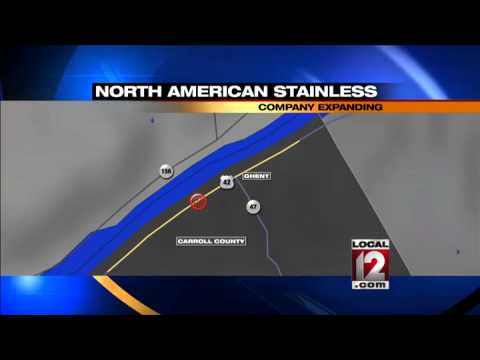 North American Stainless Planning To Expand