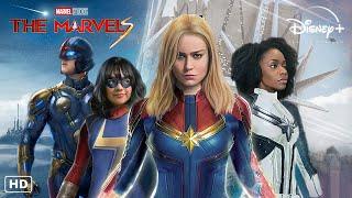 THE MARVELS Trailer #1 HD   Mode Concept   Brie Larson, Teyonah Parris, Iman Vellani