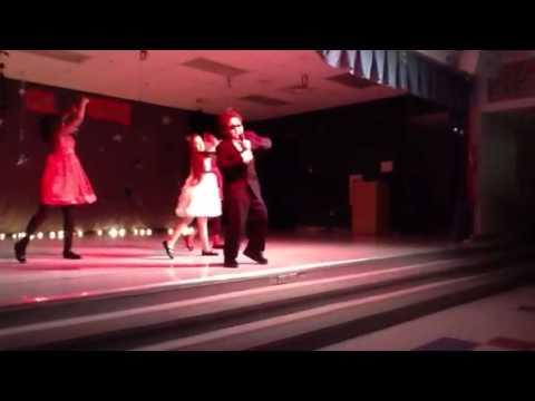 Lantana Elementary School Dance Boy