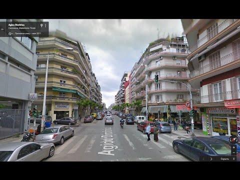 Часть 28. Город Салоники. Part 28. City Thessaloniki