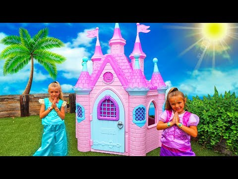 Las Ratitas Pretend Play with ba dolls Shimmer and Shine