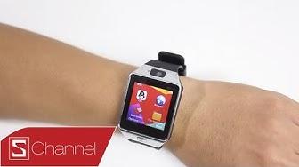 Schannel - Mở hộp InWatch C : Smartwatch giá siêu bèo
