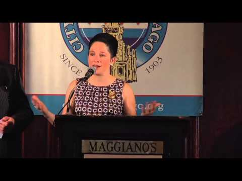 Hon. Susana Mendoza, Clerk, City of Chicago