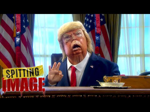 Spitting Image Official Trailer | There's Something Funny About These People...