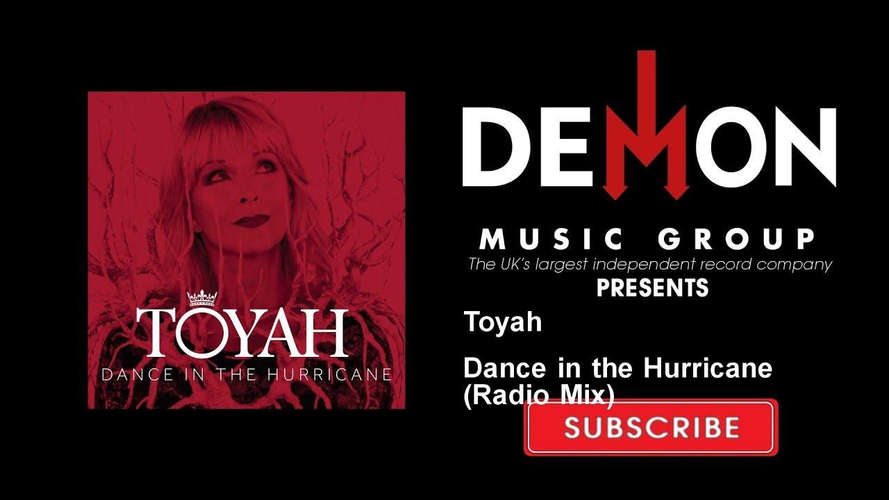 Toyah - Dance in the Hurricane - Radio Mix