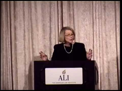 Remarks by Maureen E. Mahoney at the Closing Luncheon of ALI's 2013 Annual Meeting
