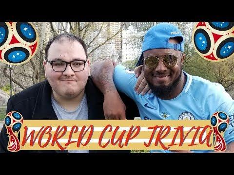 FIFA World Cup Trivia #1 | Dominic Rich vs Football Pharaoh
