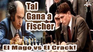 Tal vence al Crack Bobby Fischer (La tienes que ver :)