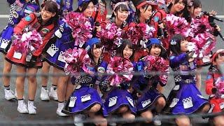 チーム8を卒業する谷優里ちゃん。親友の太田奈緒ちゃんのファンの一人と...