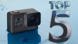 Video TOP 5 Best Budget Action Cameras in 2018 📷 Best Cheap Action Cameras download MP3, 3GP, MP4, WEBM, AVI, FLV Juli 2018