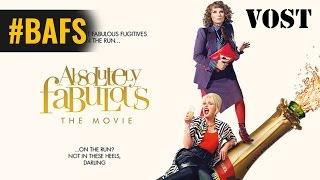 Absolutely Fabulous : Le Film  - Bande Annonce VOSTFR - 2016