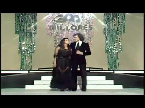 Canciones Romanticas en video: Camilo Sesto Angela Carrasco - Callados