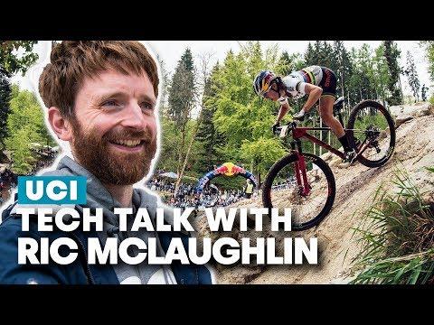 This Is The Tech That Makes The Fastest XCO Bikes Tick | Tech Talk W/ Ric McLaughlin