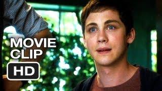 Percy Jackson: Sea of Monsters Movie CLIP - Hi Brother (2013) - Logan Lerman Movie HD