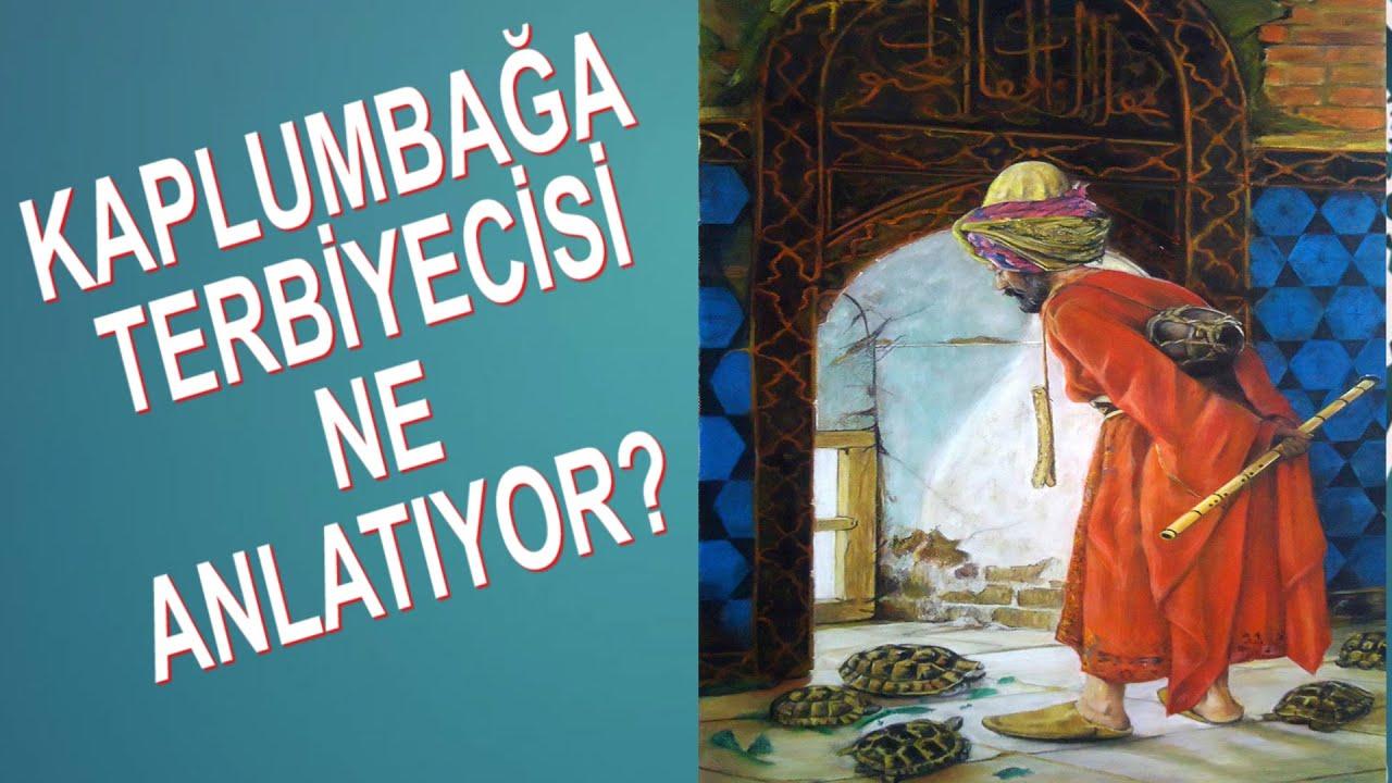 Kaplumbaga Terbiyecisi Osman Hamdi Bey Youtube