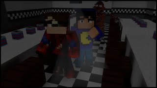 Minecraft | TERROR: FIVE NIGHTS AT FREEDY