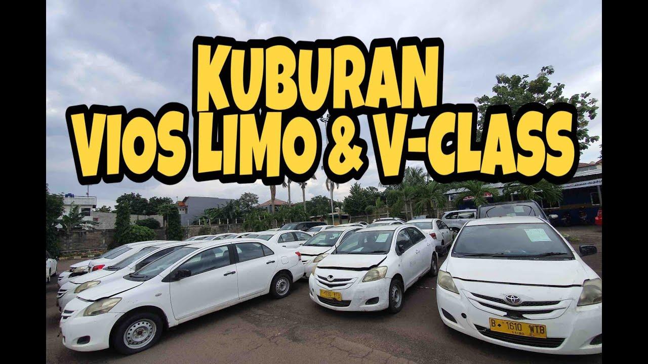 Ada Lagi Nih Kuburan Vios Limo Eks Taksi 30 Jutaan Mobil Lelang Murah Youtube
