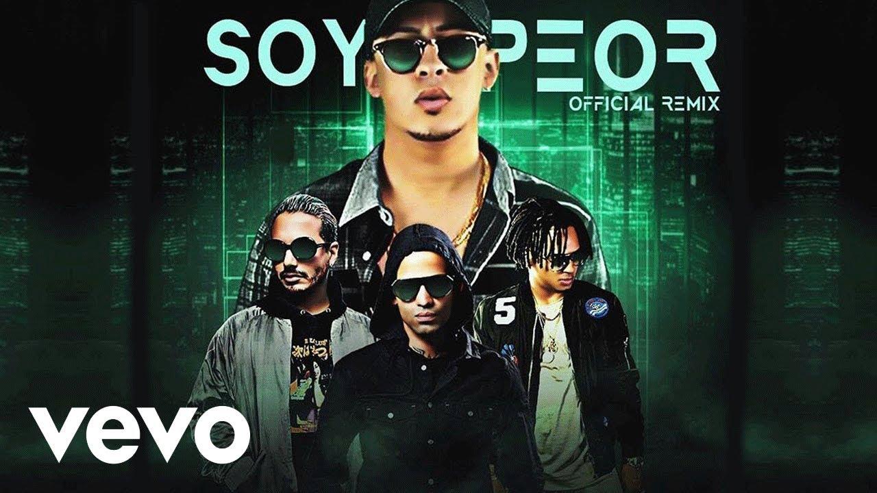Ozuna Soy Peor Remix Translation Of Lyrics Bạn có thể click vào đây để đăng lời cho bài hát này. ozuna soy peor remix translation of lyrics