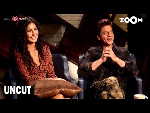 Zero | Shah Rukh Khan & Katrina Kaif | Full Interview UNCUT | Zoom Weekend Show