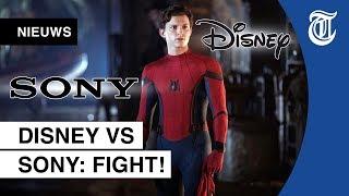 """Spider-Man niet meer bij Marvel? """"Disney loopt gewoon weg bij Sony"""""""
