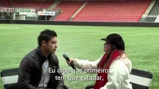 REIMS FRANÇA - FUTEBOL NA HOLANDA Programa Ser Diferente 1 - Temporada 01