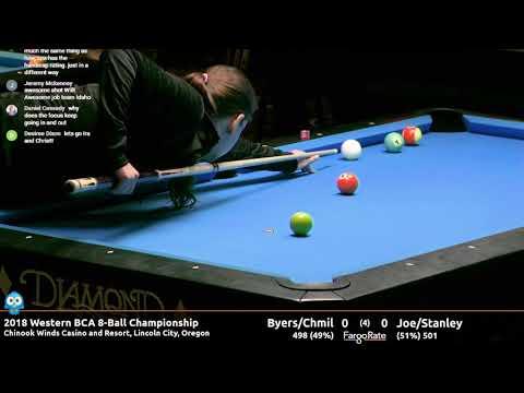 Byers/Chmil vs Joe/Stanley - Gold Scotch Doubles