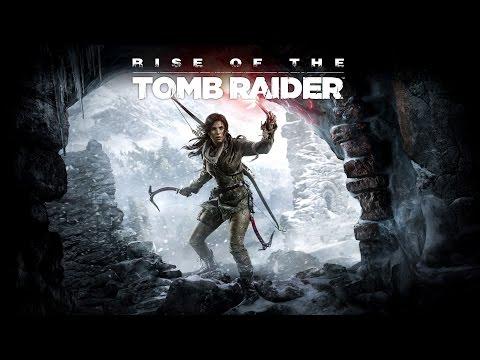 Лара Крофт в России Rise of the Tomb Raider 2017